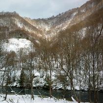 *【風景】冬はすっかり雪化粧!夏とはまた違った表情を見せてくれます。