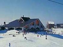 冬のアルブ天元台