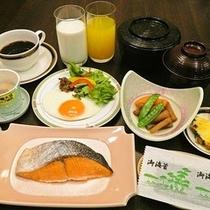 おすすめ朝食 和食 1000円