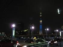 駒形橋からの夜景