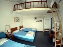 宿泊A棟部屋