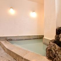 *貸切風呂(小)/日本一の自然湧出泉を誇る草津温泉を貸切でご堪能下さい。