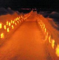 エコナイトファンタジー光の通路