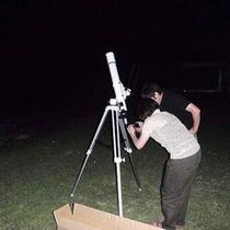 *天体観測