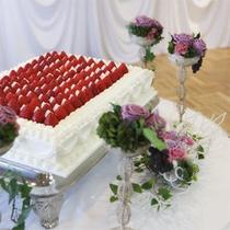 結婚式イメージ(ウエディングケーキ)