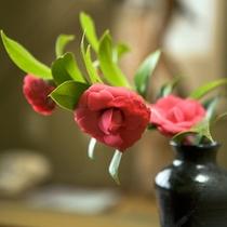 *お部屋の花