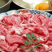 *【静岡そだち・すき焼き(イメージ)】お肉の美味しさが口いっぱいに広がります!