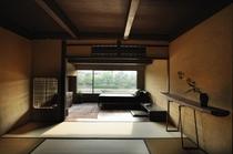 鴨川邸・2階和室