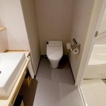 ゆとりの「洗い場付きバスルーム」