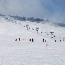 ☆スキー場