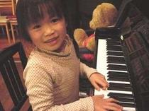 ビックリ!天才ピアニスト?