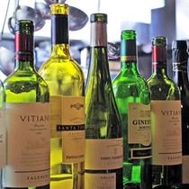 有機栽培珈琲やオーガニックワインなど、こだわりのドリンクも多数ご用意致しております。