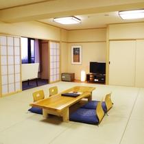 ≪スペシャル和室≫最大10名様までご利用いただける大きな和室です♪