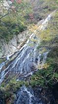 四万温泉の絶景・小倉の滝