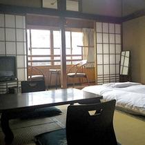 *和室8畳一例/カップルやご夫婦でのんびりとお過ごし頂けます。