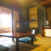 *和室8畳一例/どこか懐かしい雰囲気に癒されます。