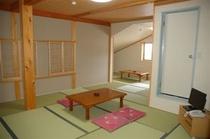 203号 和室メゾネットバストイレ付