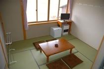 202号 和室メゾネットバストイレ付
