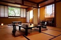 ■10畳+6畳+広緑付和室