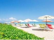 イルマーレビーチ:読書からマリンスポーツまで快適に過ごせるビーチステイ