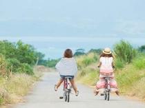 アクティビティ:レンタサイクル 島チャリ