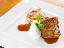 クラブハウスレストラン(朝食ブッフェ)