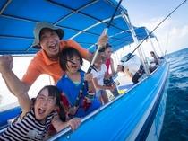 アクティビティ:青い海の釣り体験