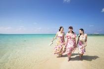 滞在イメージ;女子3人旅