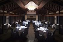 館内施設:レストラン「ディープブルー」