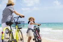 滞在イメージ:島チャリで小浜島を巡る