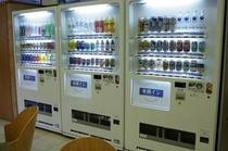 【1F】自動販売機(100円〜)