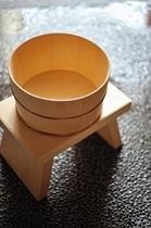 中川木工芸の桶