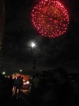 Onjuku Fire Work Festival in August