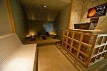 女性大浴場(岩盤浴室)