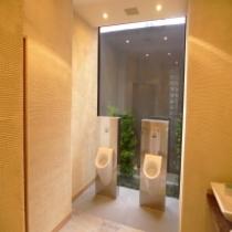 ロビーフロア 共用トイレ