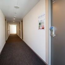客室廊下 スーパーホテル東京・大塚