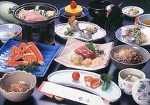 菖蒲冬料理