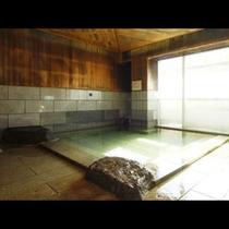当館は源泉45℃の天然温泉です。