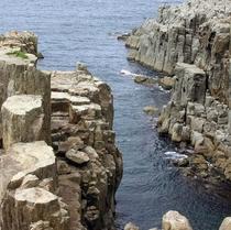 『東尋坊』日本が世界に誇る海の絶景