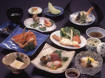 菖蒲夏料理