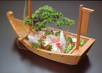 舟盛単品料理