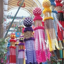 東北三大祭り『七夕まつり』