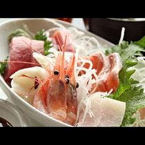 ■【お食事】お刺身