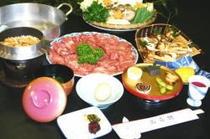 松茸牛すき1