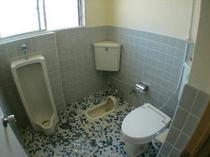 3・4階ににお子様づれに嬉しい家族用トイレ
