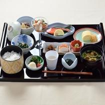 「和定食」朝食イメージ
