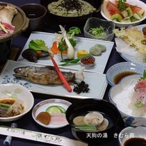 夕食例(1)