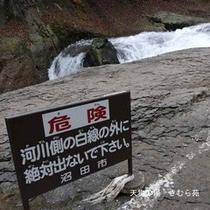 吹割の滝(3)