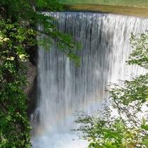 湯吹の滝(1)
