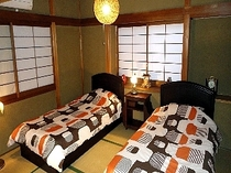 2階和室ベッドルーム